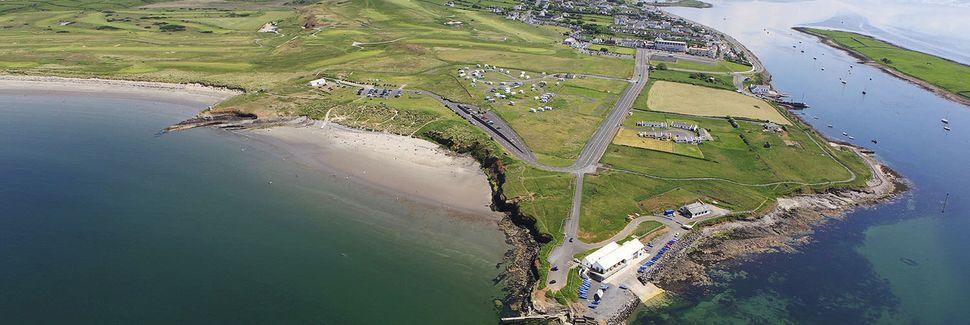 County Sligo Golf Club, Rosses Point, Sligo (County), Irland