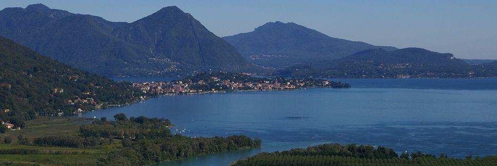 Donego, Cannero Riviera, Piemonte, Itália