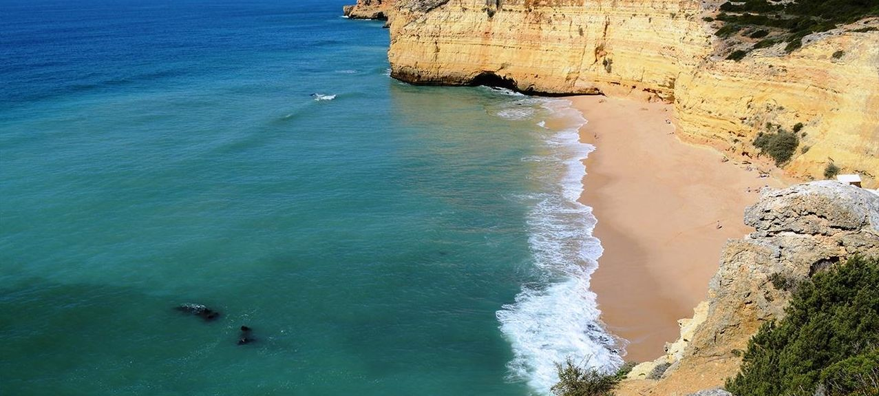 Benagil, Carvoeiro, Faro, Portugal