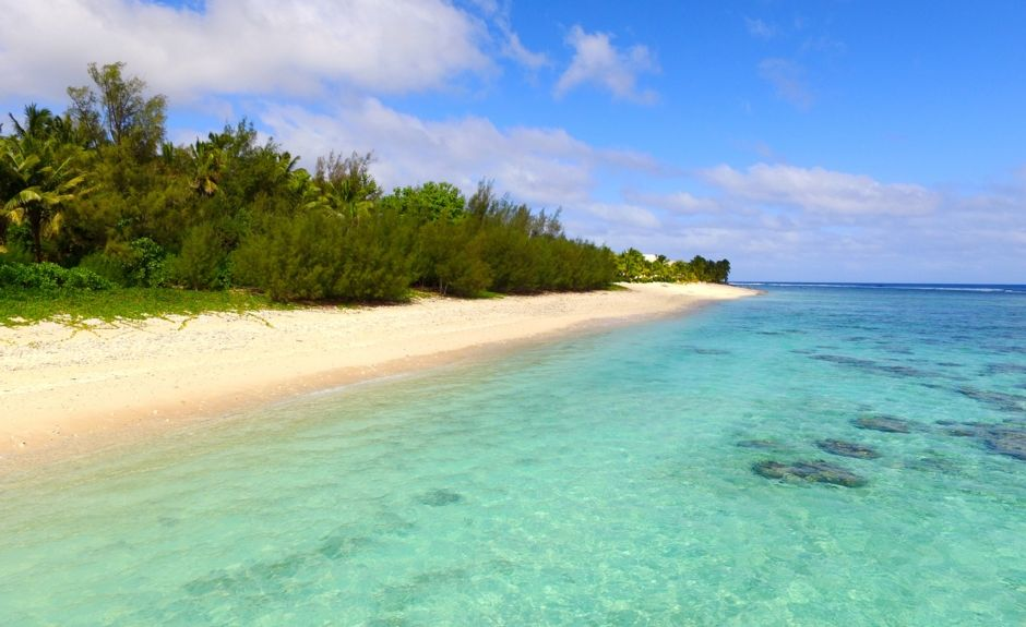 Inave Tapere, Arorangi District, Cook Islands
