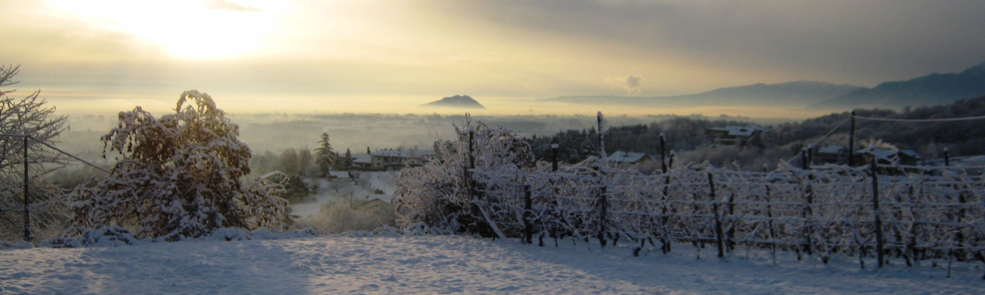 San Secondo di Pinerolo, Piedmont, Italië