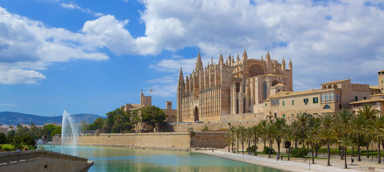 Cala Millor, De Balearen, Spanje