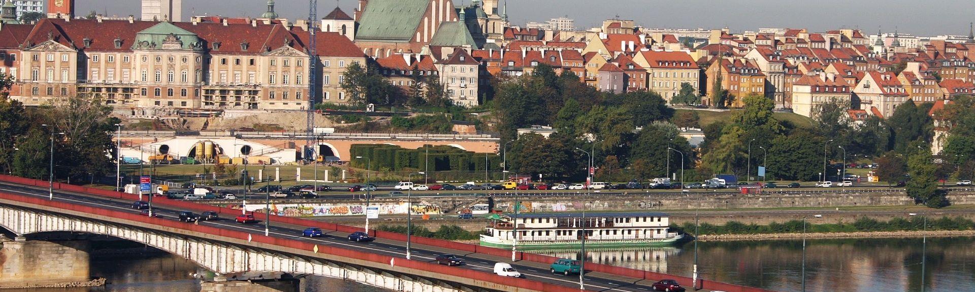 Śródmieście Północne, Warszawa, Poland