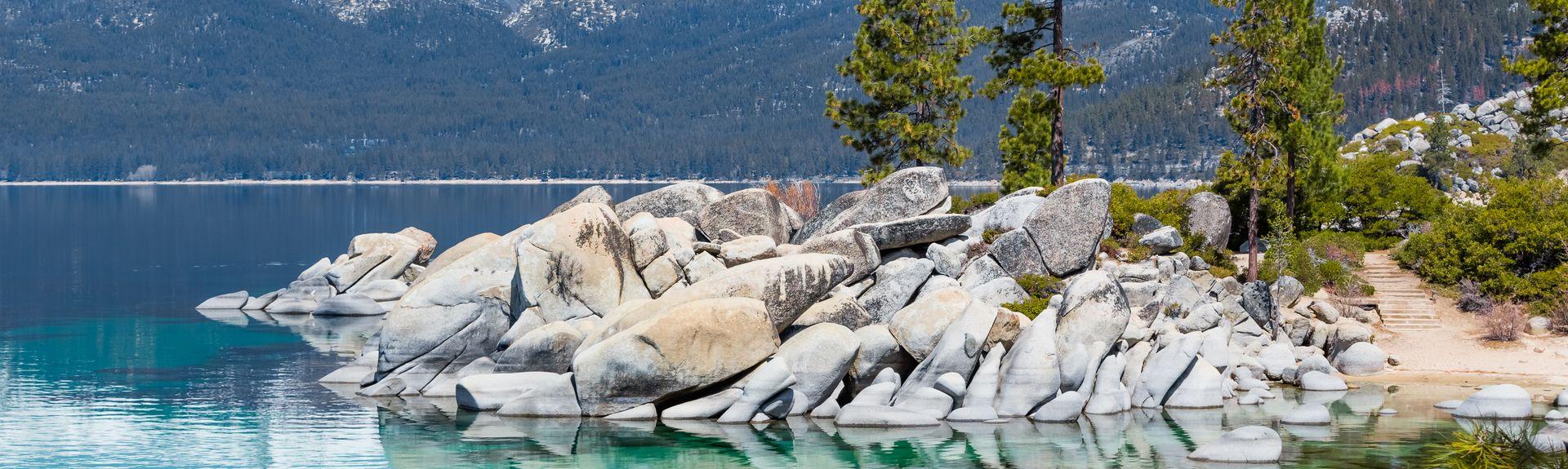 Tahoe Woods, Tahoe City, Kalifornia, Yhdysvallat