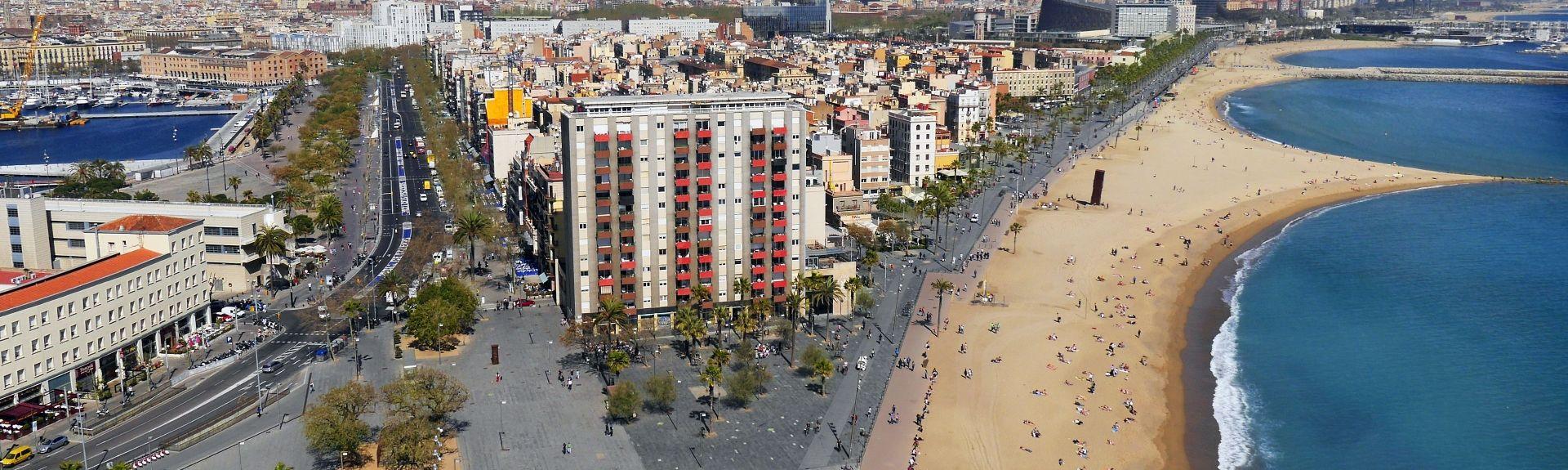 La Sagrada Familia, Barcellona, Catalogna, Spagna