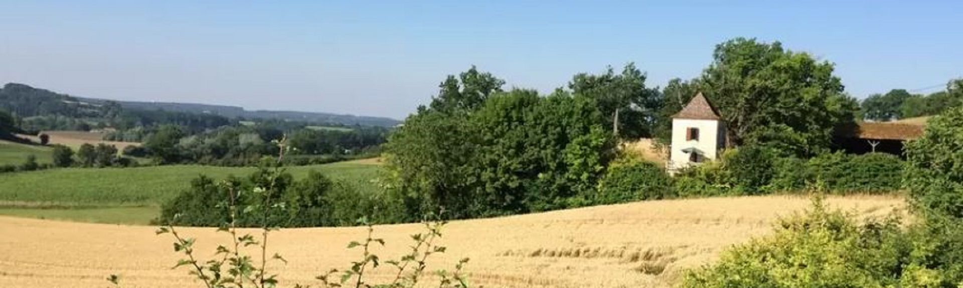 Blanquefort-sur-Briolance, Lot-et-Garonne, Frankrijk