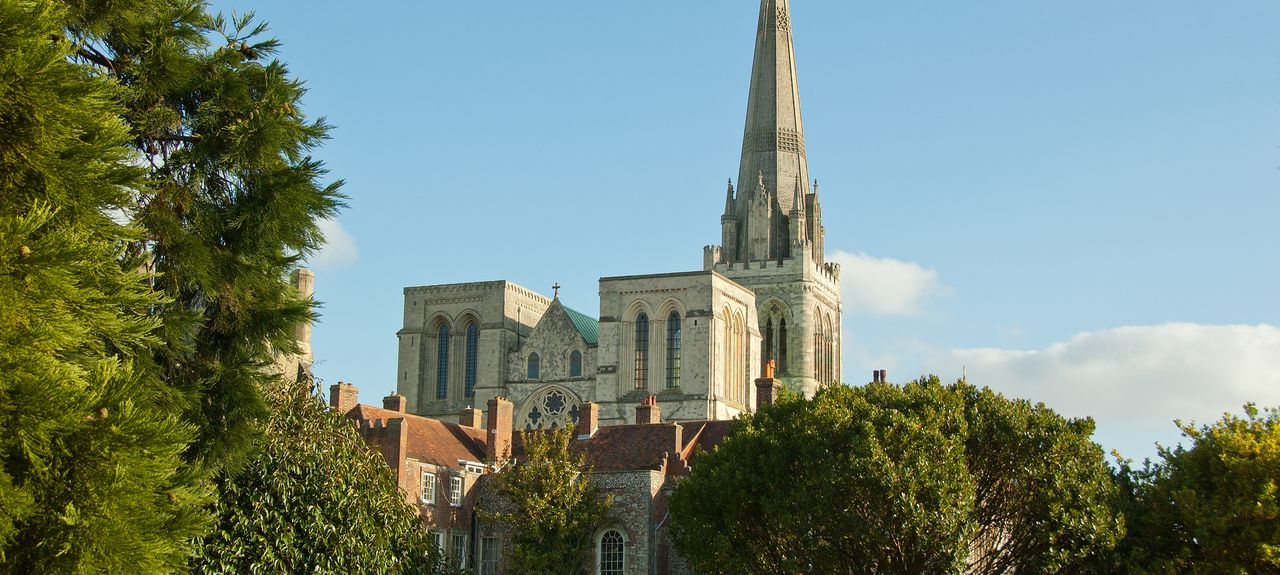 Chichester District, West Sussex, UK