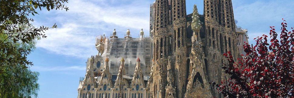 El Putxet i el Farró, Barcelone, Catalogne, Espagne