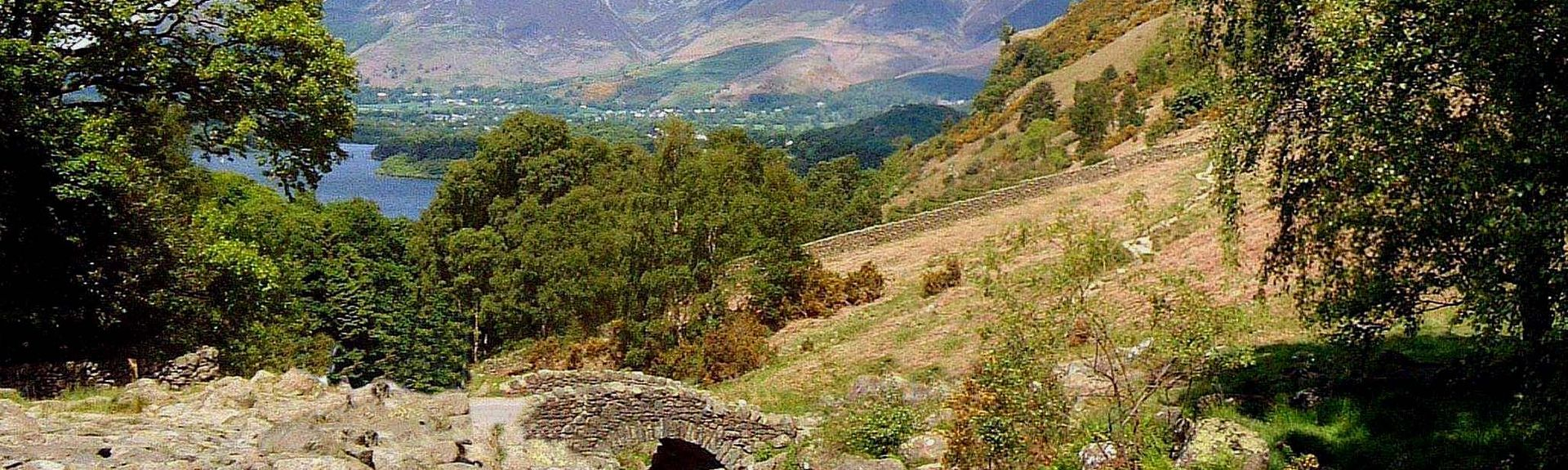 Yanwath and Eamont Bridge, Cumbria, UK