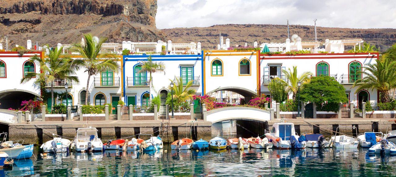Puerto Rico, Canary Islands, Spain