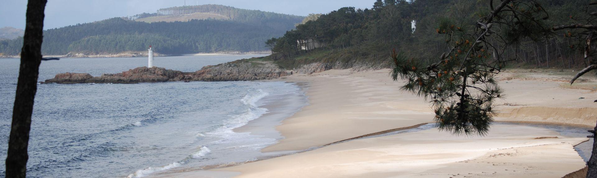 Laxe, Galicia, Spain