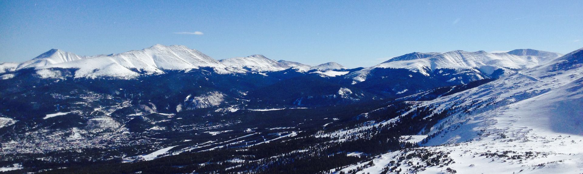 Park Place, Breckenridge, CO, USA