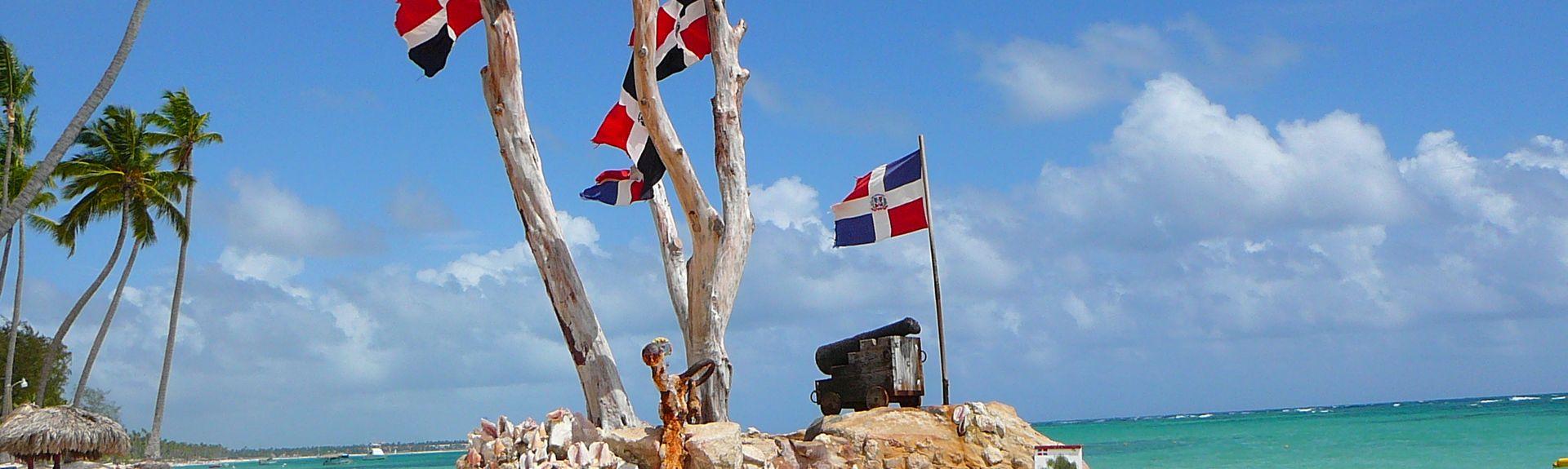 Punta Cana International Airport (PUJ), Punta Cana, La Altagracia Province, Dominican Republic