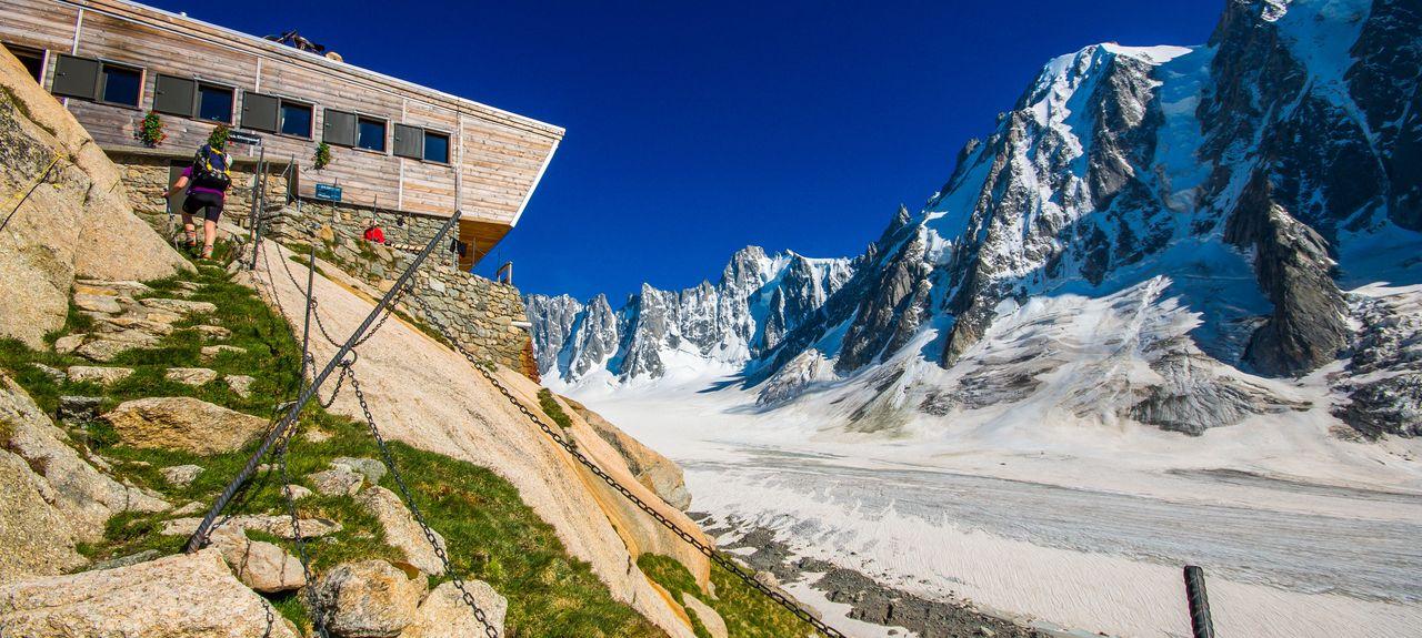 Argentière, Chamonix-Mont-Blanc, Auvernia-Ródano-Alpes, Francia