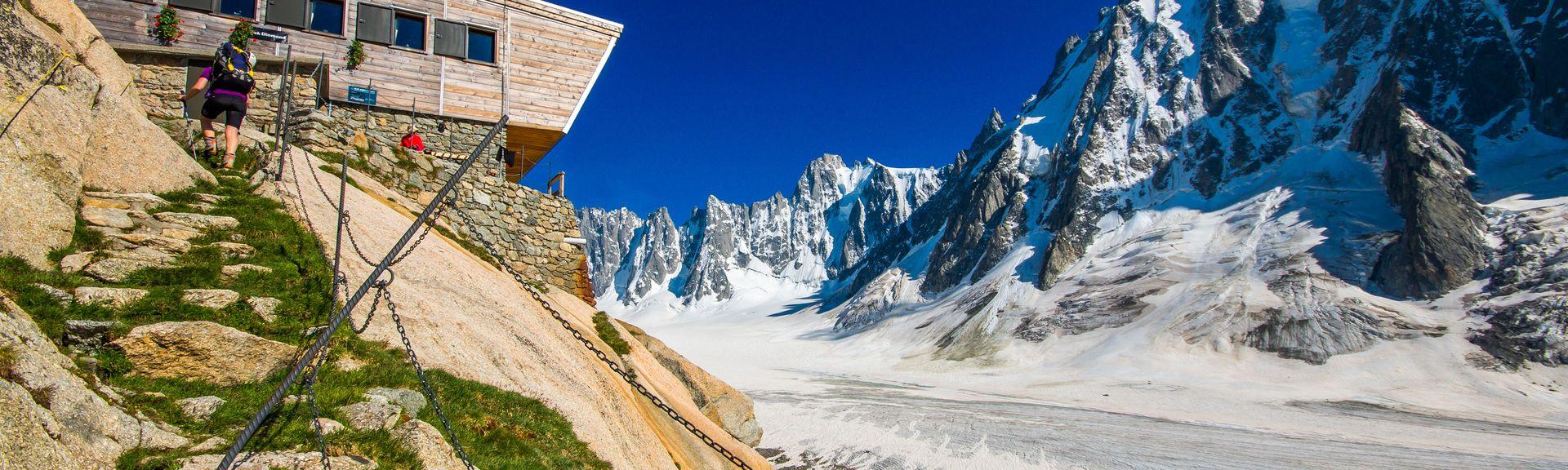 Argentière, Auvérnia-Ródano-Alpes, França