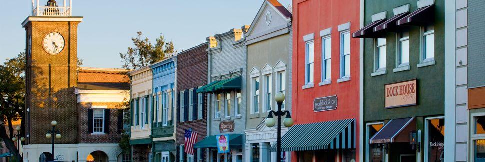 Georgetown, Caroline du Sud, États-Unis d'Amérique