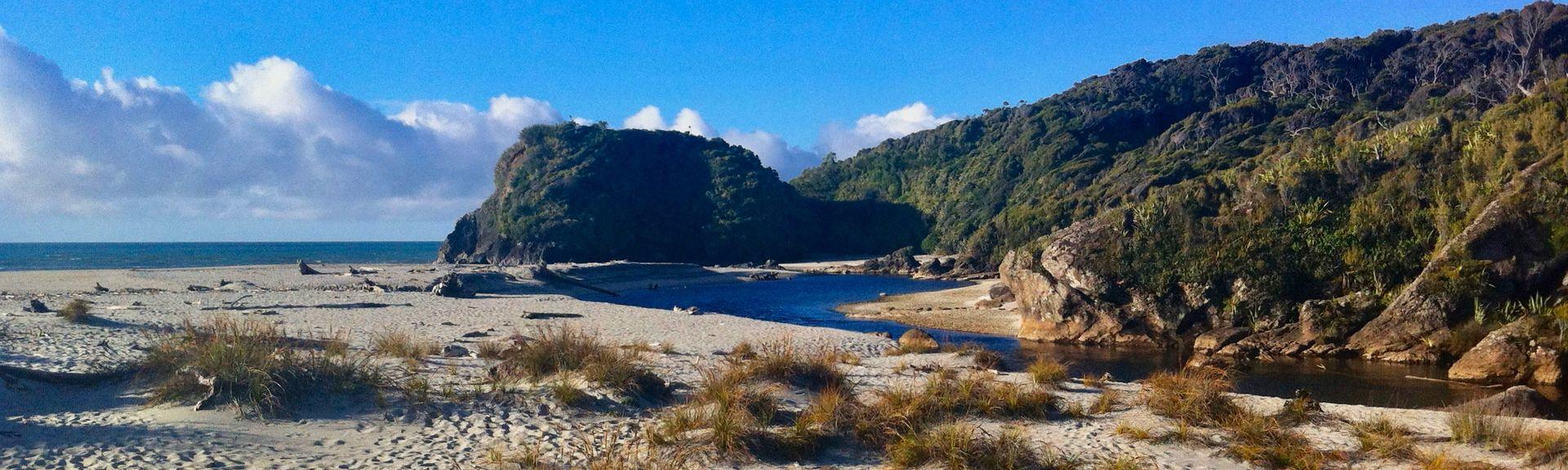 Hokitika, West Coast, New Zealand