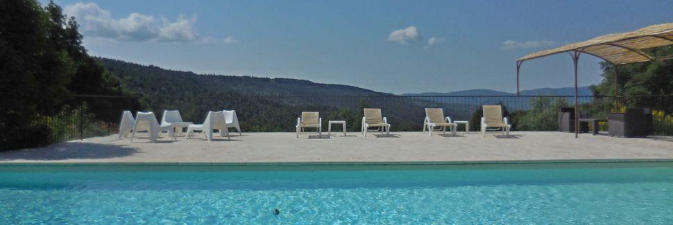 Forcalquier, Provence-Alpes-Côte d'Azur, Frankrig