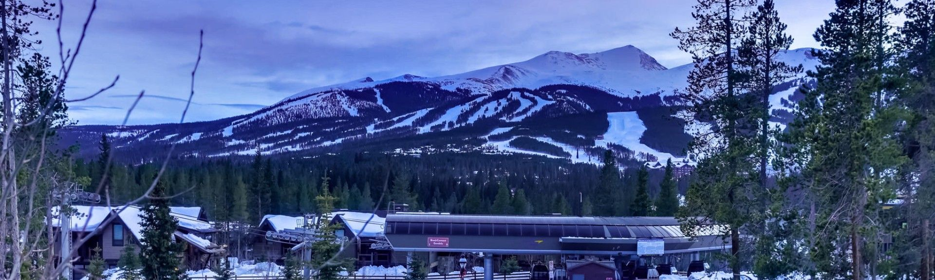 Shock Hill (Breckenridge, Colorado, Stati Uniti d'America)