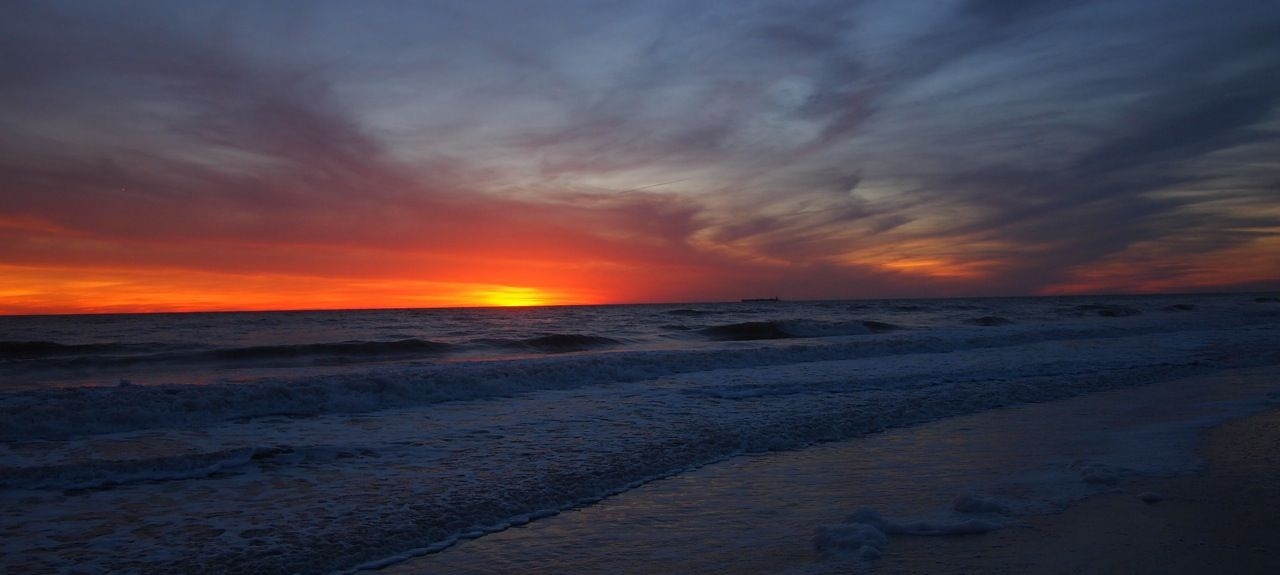 South Beach, Bald Head Island, North Carolina, United States of America