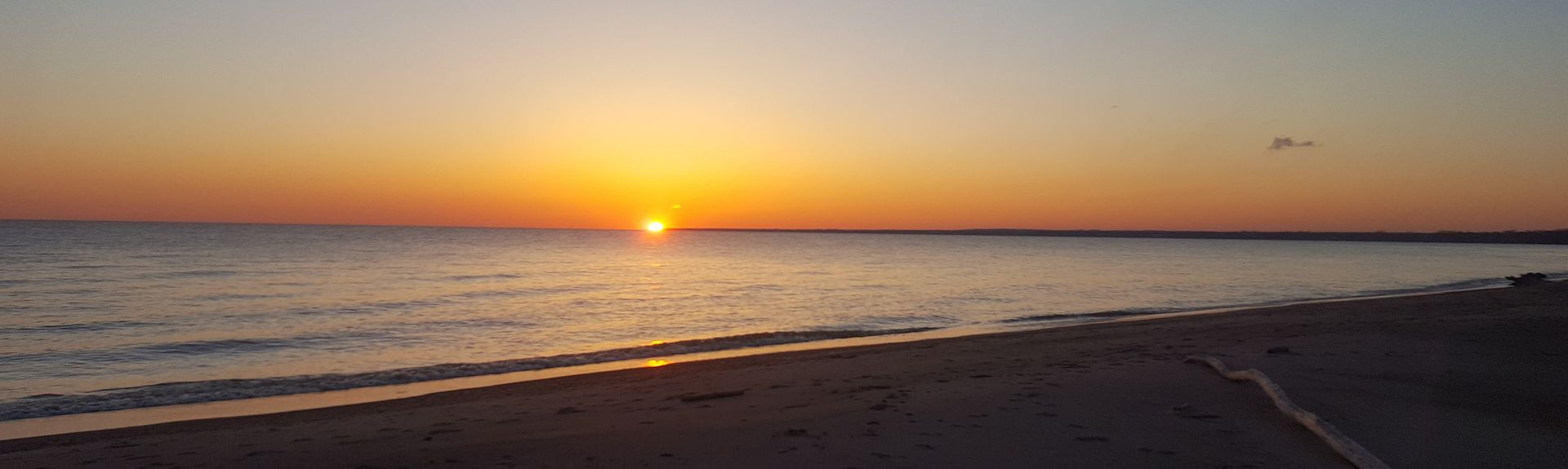 Sandusky Bay, Ohio, USA