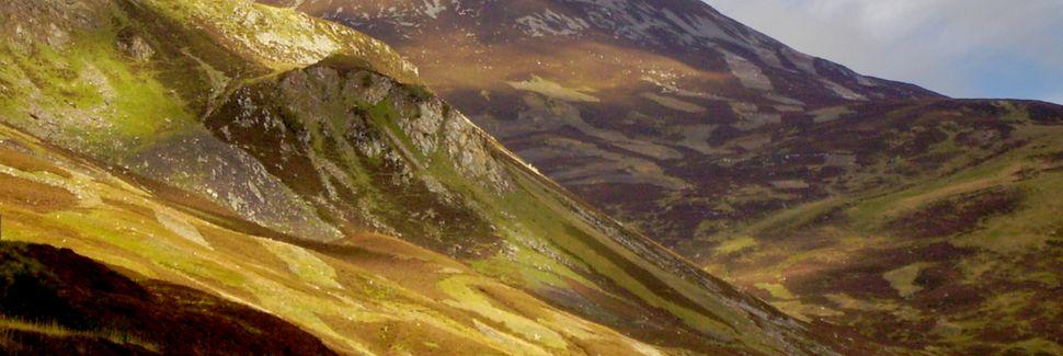 Kirriemuir, Skotland, Storbritannien