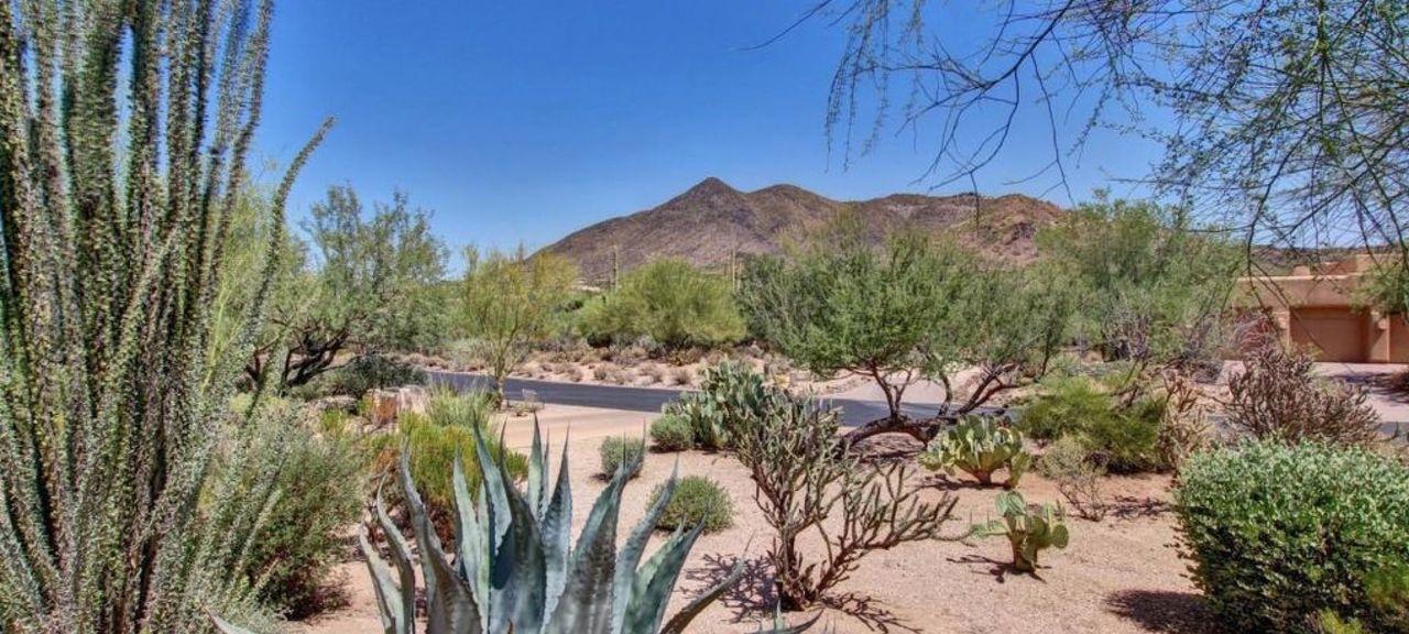 Desert View, Phoenix, Arizona, États-Unis d'Amérique