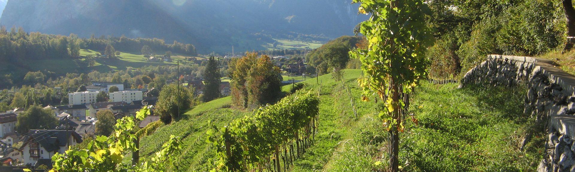 Eriz, Switzerland