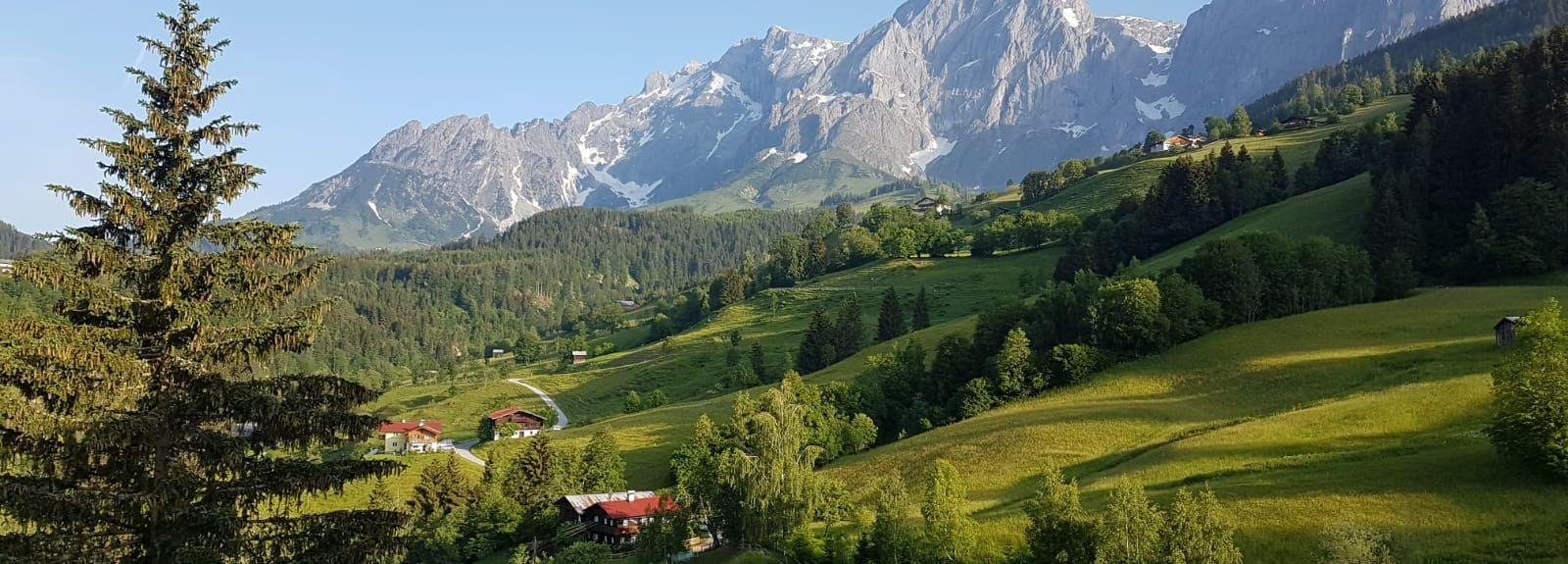 St. Johann im Pongau District, Austria