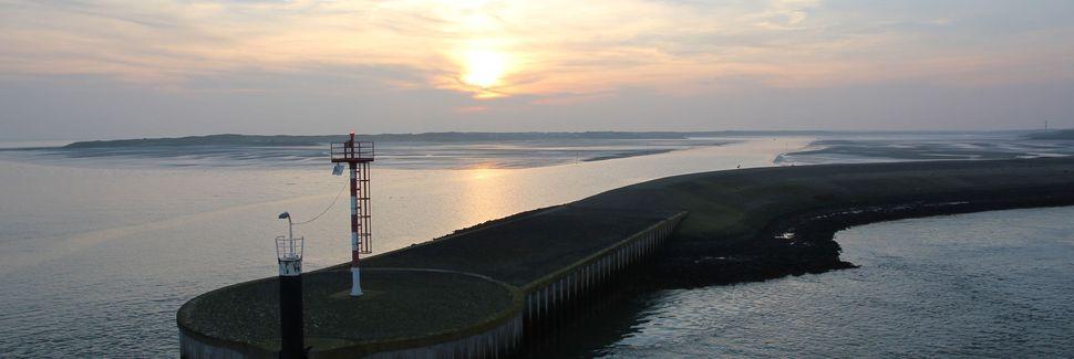 Spiaggia di Callantsoog, Callantsoog, NH, Paesi Bassi