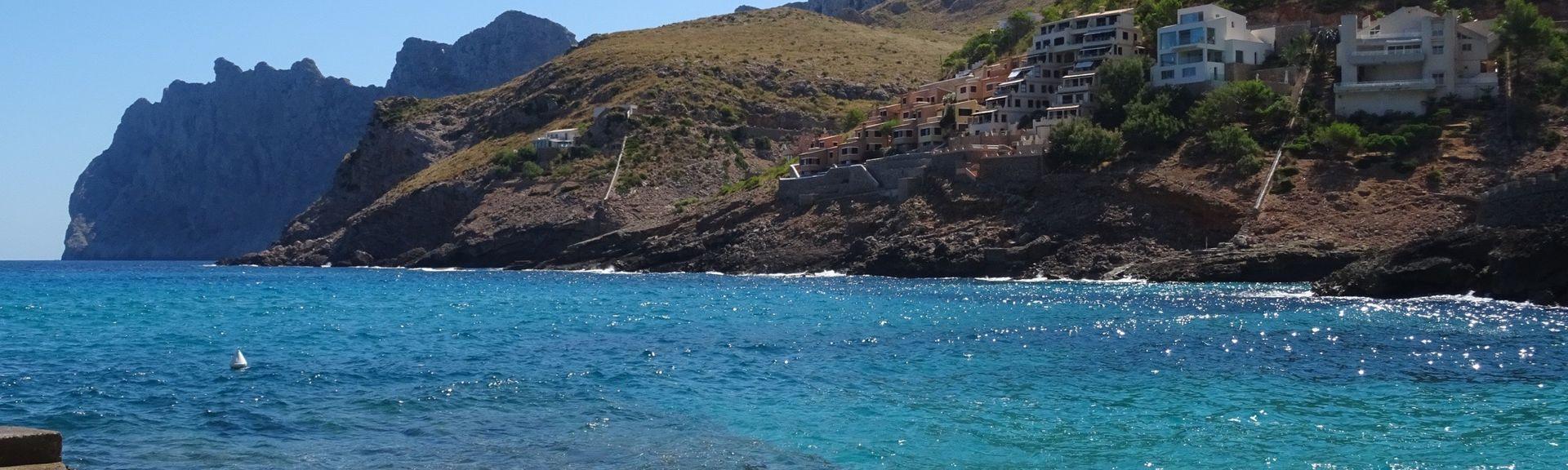 Es Coll d'en Rabassa, Balearische Inseln, Spanien
