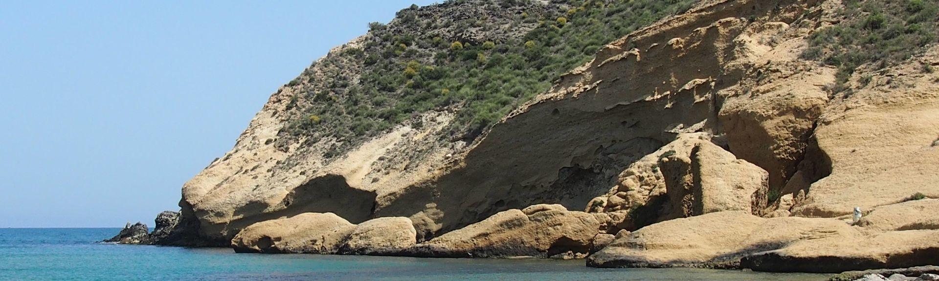 Mar de Pulpí, Pulpí, Andalucía, España