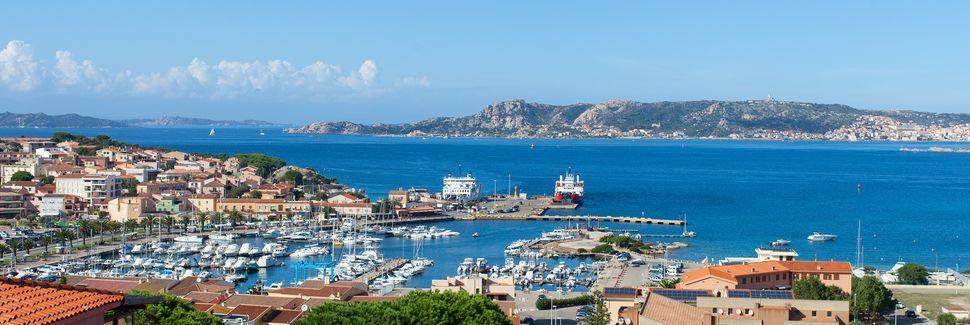 Palau, Sardinia, Italia