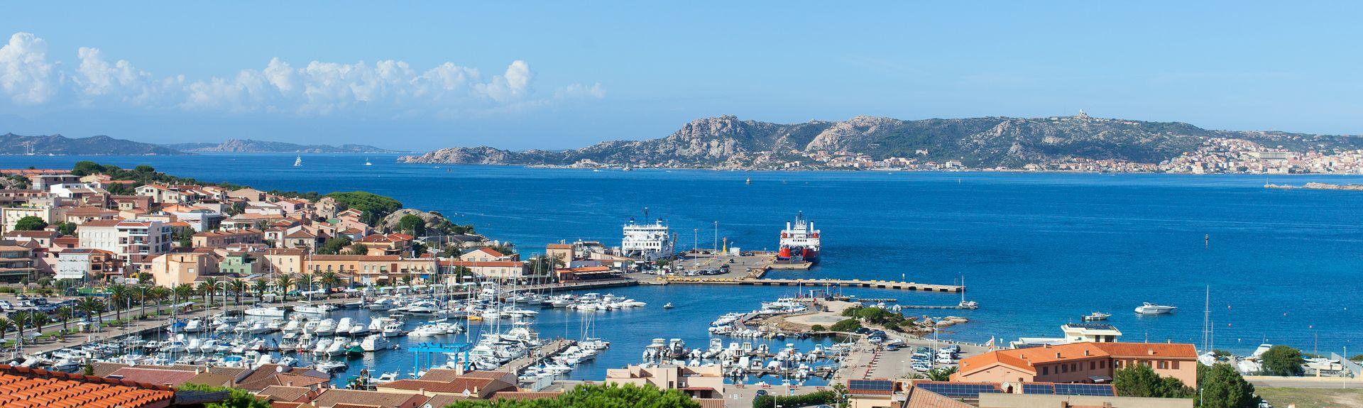 Palau, Sardinien, Italien