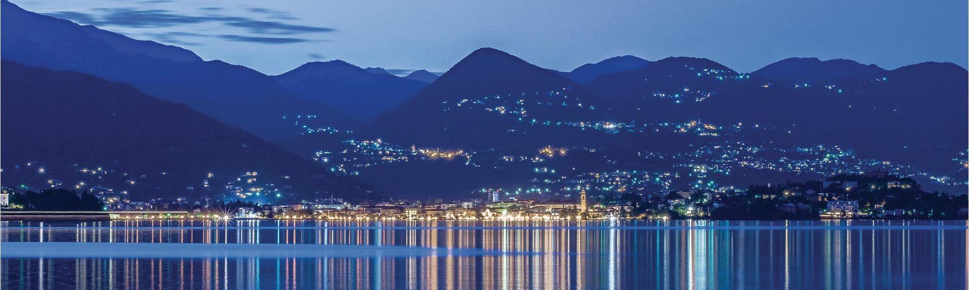 Sesto Calende, Lombardia, Itália