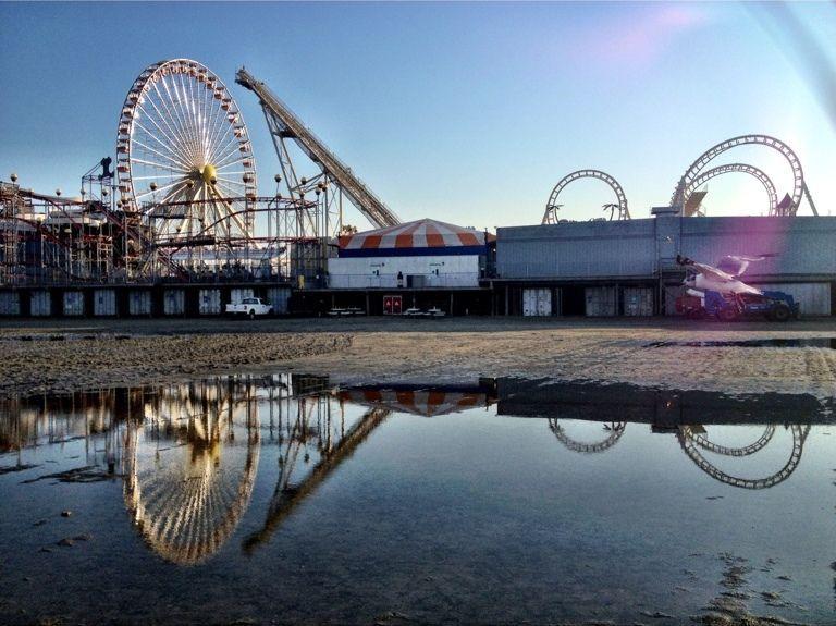 Morey's Piers, Wildwood, Nueva Jersey, Estados Unidos