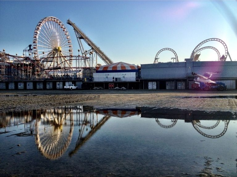 Morey's Piers, Wildwood, New Jersey, USA