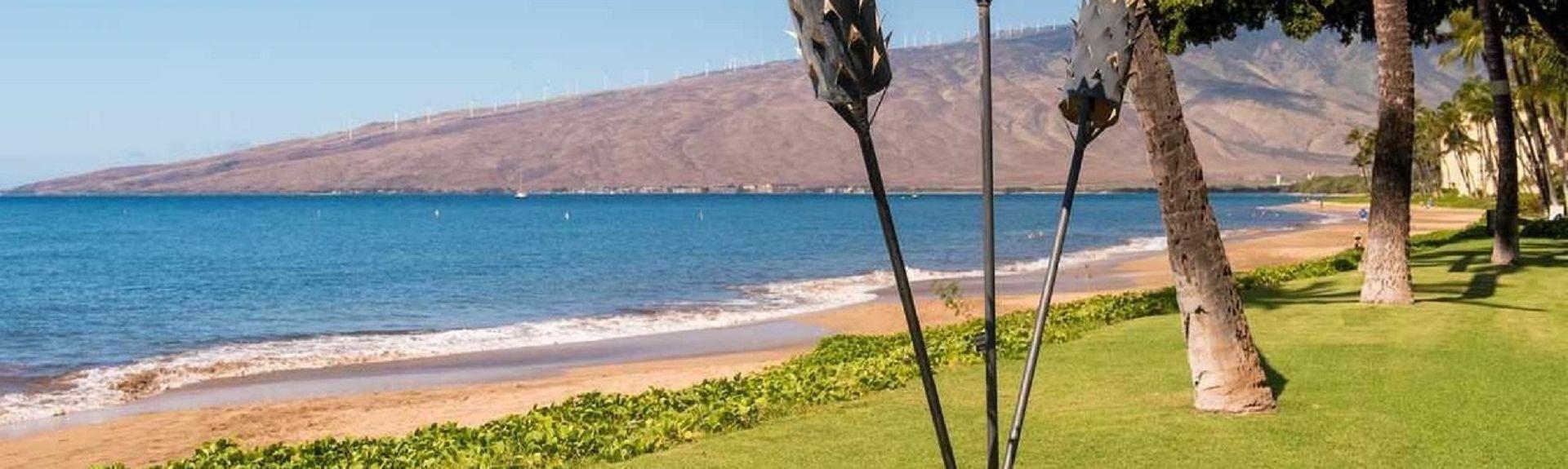 Maalaea Surf (Kihei, Hawaii, USA)