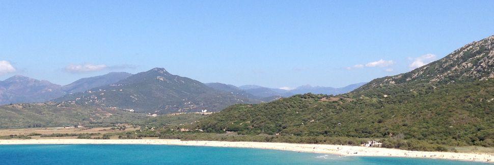 Pianottoli-Caldarello, Korsika, Frankreich