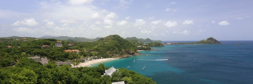 Gate Park, Cap Estate, Saint Lucia