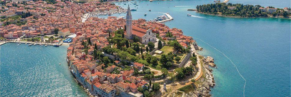 Central Istria, Istria, Kroatia