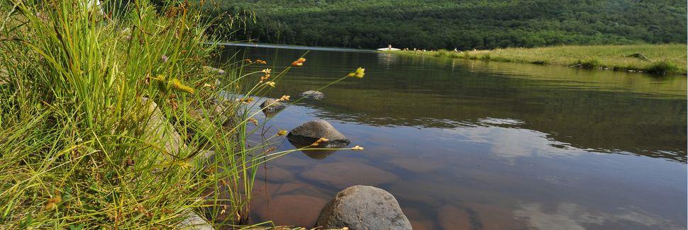 Catskill Mountains, New York, Verenigde Staten
