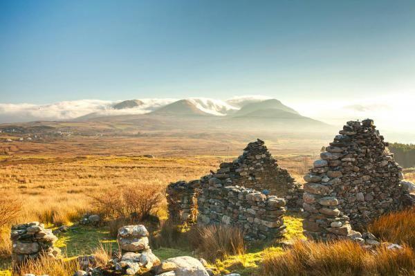 Renvyle, Galway Provinz, Irland