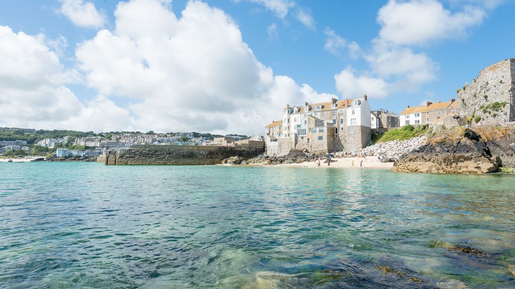 Carbis Bay, Saint Ives, UK
