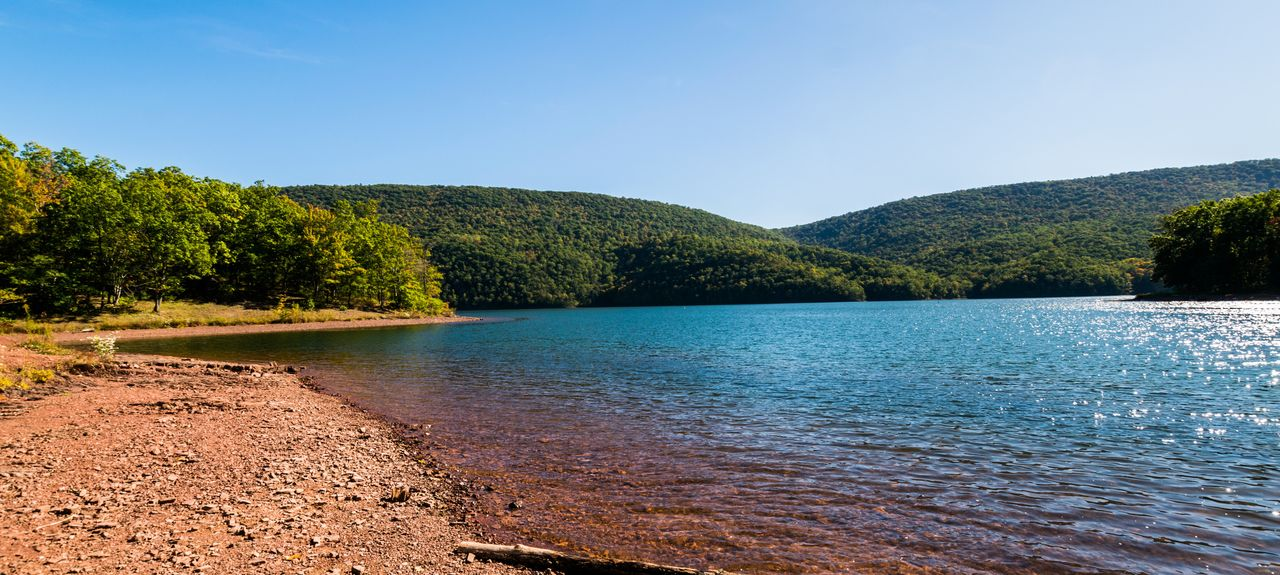 Raystown Lake, Pennsylvania, USA