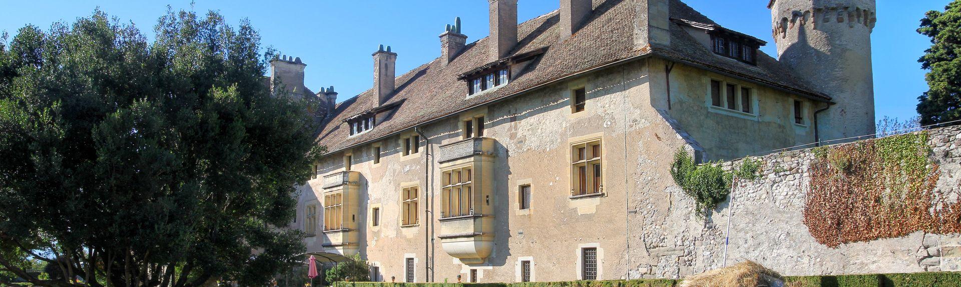 Thonon-les-Bains, Haute-Savoie (departement), Frankrig