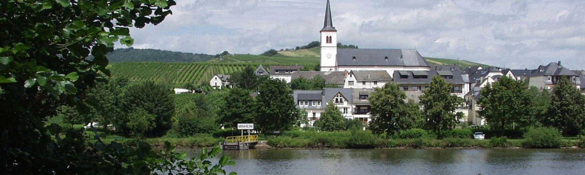Osann-Monzel, Renânia-Palatinado, Alemanha