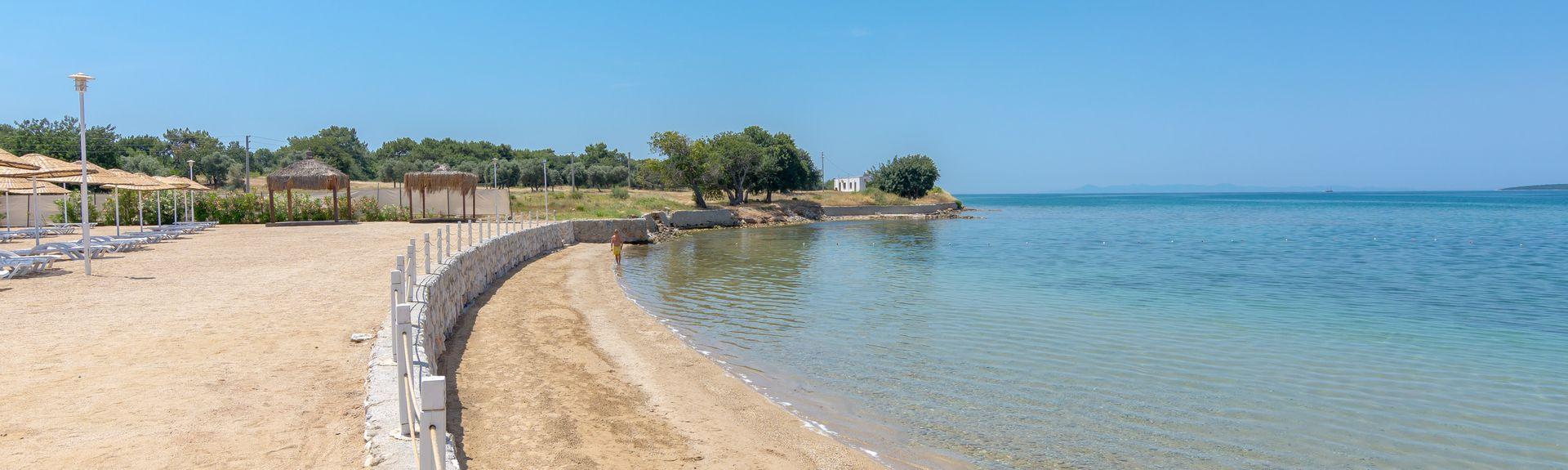 Altinkum Beach, Didim, Turkey