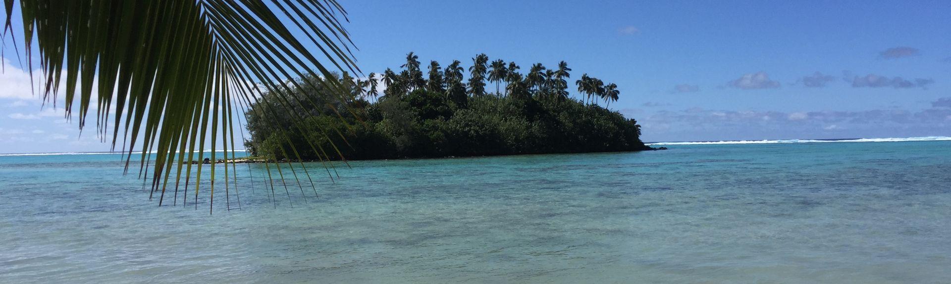 Areiti Tapere, Cook Islands