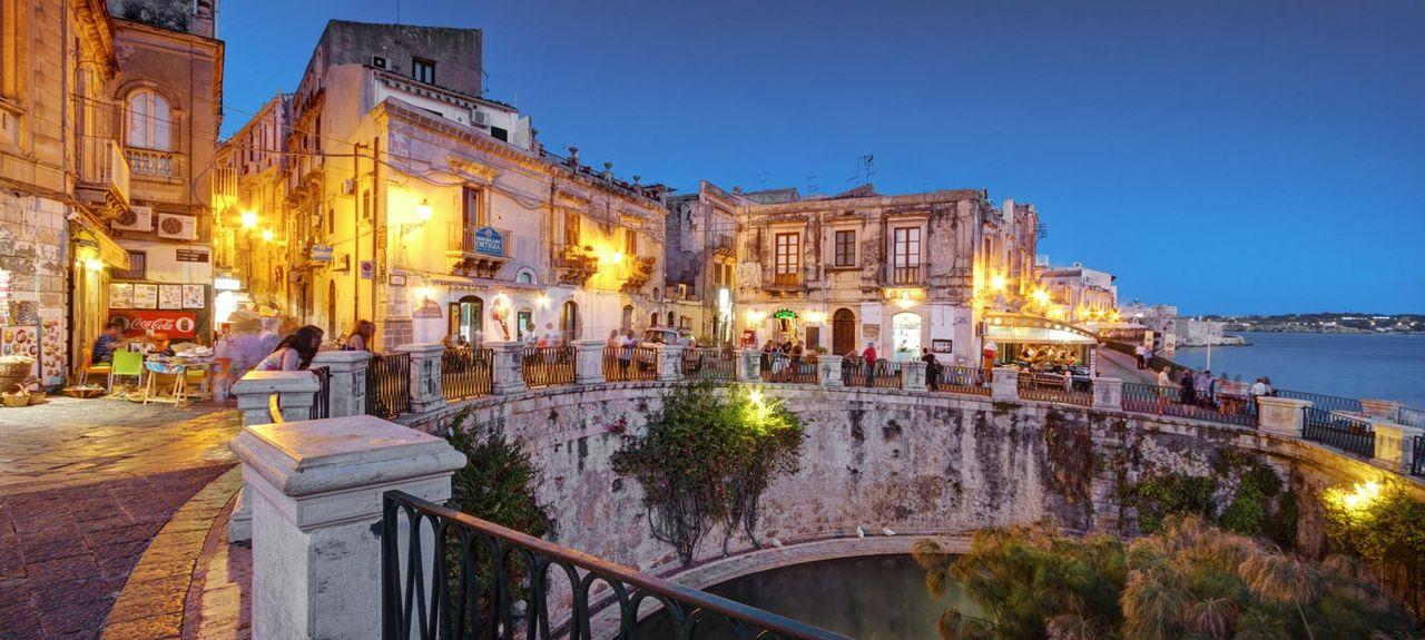 Torrefano, Syracuse, Sicily, Italy